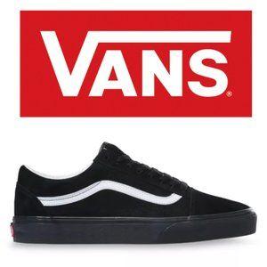 Vans Pig Suede Old Skools - Size 11